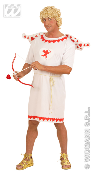 Arrows required to dress with ruffle detailingsexy cupid costume valentine